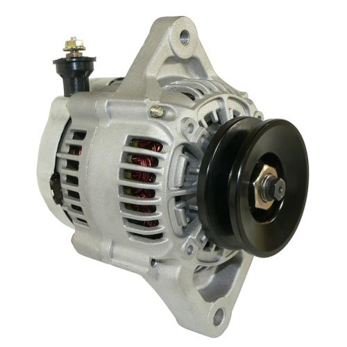 DB Electrical AND0234 New Alternator For Gehl Skid Steer Kubota Loader Alternator For 12196, Gehl Skid Steer Sl462sx, Loader R410, MISC. F2403 Engine ND100211-6881 100211-6880 400-52090 - Steer Power Pulley