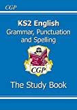 #3: KS2 English: Grammar, Punctuation and Spelling Study Book (for tests in 2018 and beyond) (CGP KS2 English SATs)