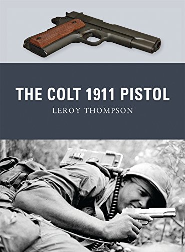 The Colt 1911 Pistol (Weapon)