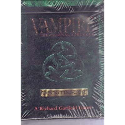 Vampire: The Eternal Struggle (Wizards of the Coast Deck Master): Toys & Games