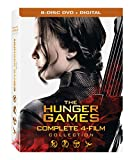 Image of The Hunger Games: Complete 4 Film Collection [DVD + Digital]