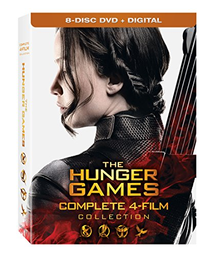 Hunger Games Complete Collection Digital product image