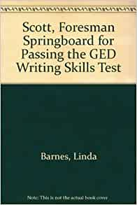 the ged essay writing skills to pass the test The ged essay: writing skills to pass the test (2002) the ged essay: writing skills to pass the test (2002) by tim collins by tim collins recommend this.