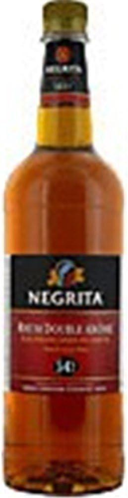 Ron doble aroma 54 ° 1L Negrita - 1 litre: Amazon.es ...