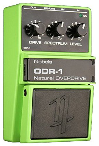 Nobels ODR-1 Overdrive Effect Pedal