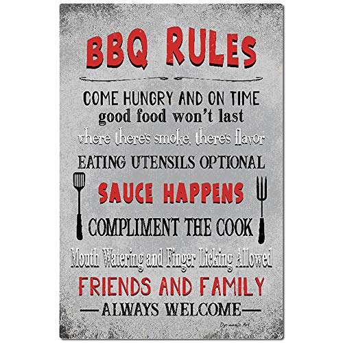 outdoor bbq sign - 5