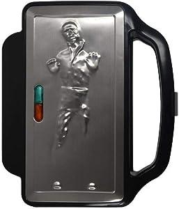 Pangea Han Solo Carbonite Waffle Maker