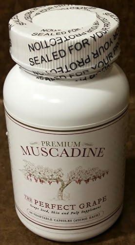 Premium Muscadine Grape Seed Skin Pulp