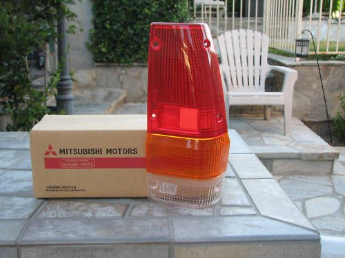 mitsubishi mighty max tail lights - 5