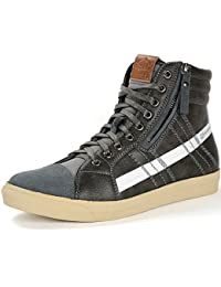 Men's Reto Canvas and High Top Sneakers