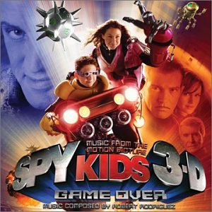 Spy Kids 3-D: Game Over -