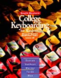 img - for South-Western College Keyboarding: Microsoft Word 6.0 Wordperfect 6.0/6.1/for Windows/Book and Disk book / textbook / text book