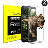 Google Pixel 2 XL Screen Protector, Tempered Glass Screen Protector, [2Pack] [9H Hardness] [Case Friendly] [HD Clear][Case Friendly]Film Screen Protector for Pixel 2 XL 2017 (Google Pixel 2 XL)