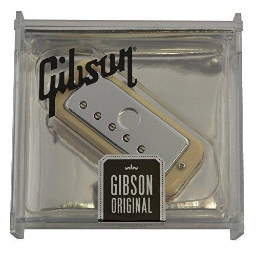 Gibson Gear IMMHR-CH Original Mini-Humbucker, Chrome Cover/Rhythm (Rhythm Humbucker)