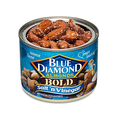 Blue Diamond Almonds, Bold Salt & Vinegar, 6 Ounce (Pack of 12) by Blue Diamond Almonds (Image #3)
