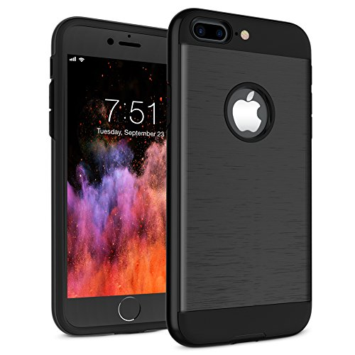 Cheap Cases iPhone 7 Plus Case, iPhone 8 Plus Case, A-Maker [Shock-Absorption] of Heavy..
