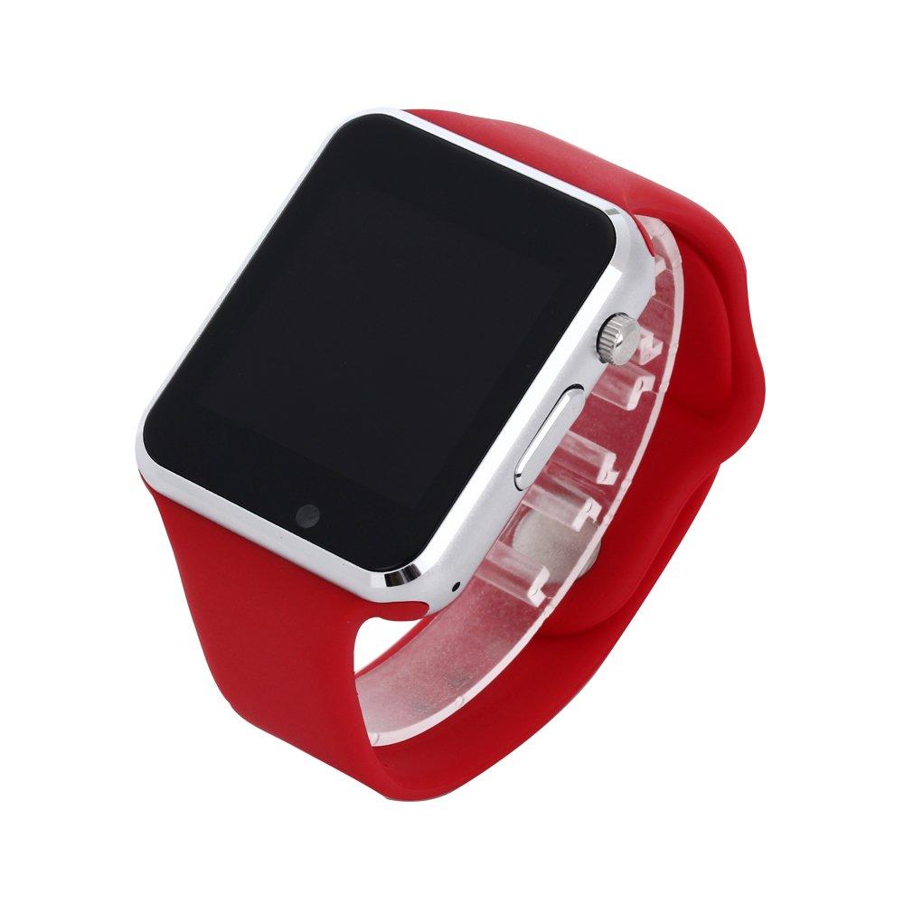 Amazon.com : WTGJZN A1 Wristwatch Bluetooth Smart Watch ...