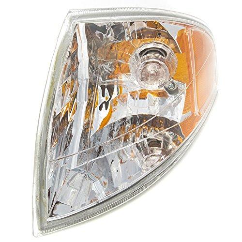 MAZDA 626 SIGNAL/MARKER LIGHT LEFT (DRIVER SIDE) 2000-2002 ()