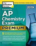 Cracking the AP Chemistry Exam 2019, Premium