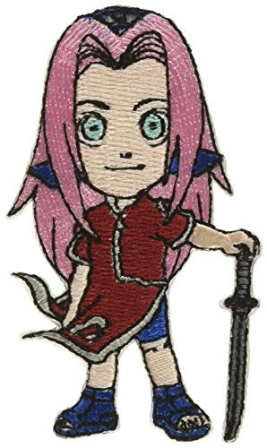 Naruto Sakura Patch Miniature Novelty Toys,,