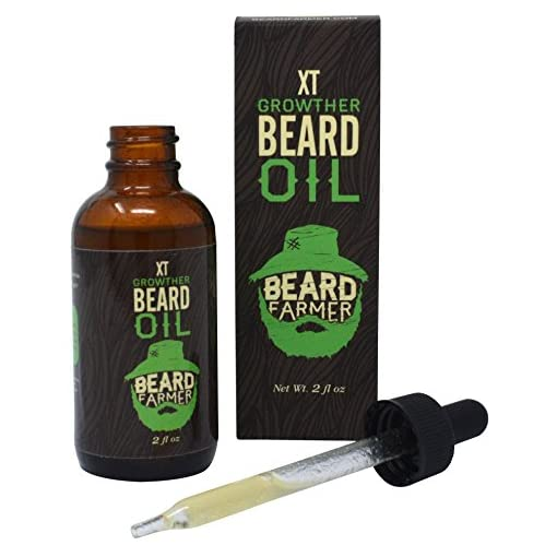 beard growth, beard growth oil