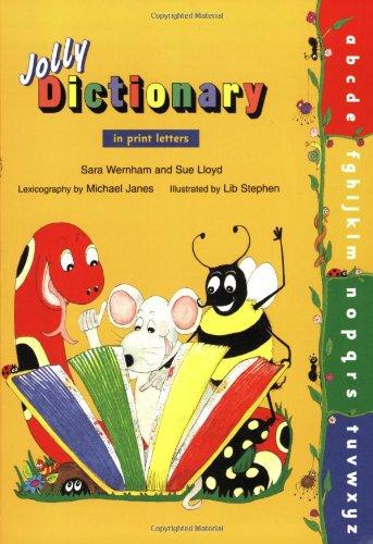 Jolly Dictionary (Jolly Grammer)