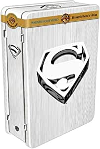 Superman Ultimate Collector's Edition (Superman: The Movie / Superman II / Superman II: The Richard Donner Cut / Superman III / Superman IV: The Quest for Peace / Superman Returns) (14 DVDs) (Bilingual) [Import]