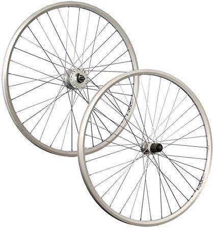 Taylor-Wheels 28 Pulgadas Juego Ruedas Bici Dinamo de buje Acera DH-3N31 Negro: Amazon.es: Deportes y aire libre