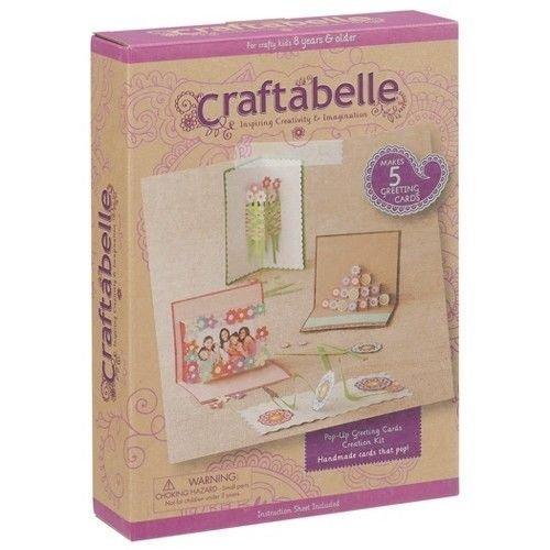 Battat Pop-Up Greeting Cards Kit