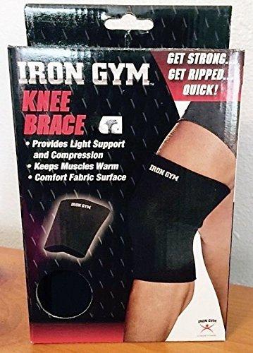 Iron GYM Knee Brace Size