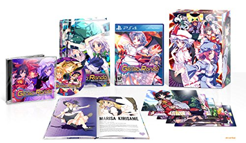 Touhou Genso Rondo: Bullet Ballet - PlayStation 4 Limited Edition by Tecmo Koei (Image #9)