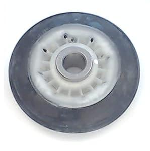 Lg 4581EL3001E Dryer Drum Support Roller Genuine Original Equipment Manufacturer (OEM) Part