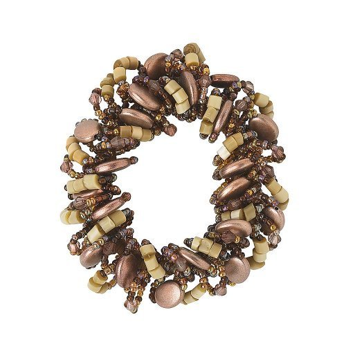 DCNL Green Beaded Ponytail Holder for $<!--$9.95-->