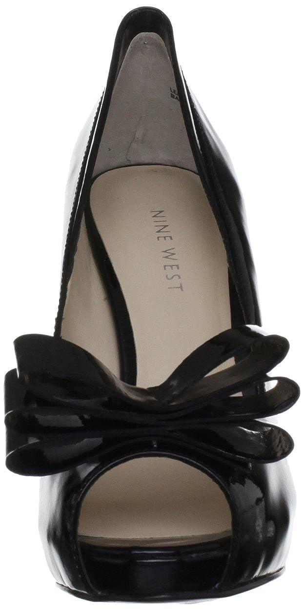 Nine West Feller 3612200309, Damen Pumps, Schwarz (Black