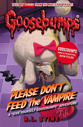 Best goosebumps please don't feed the vampire for 2020