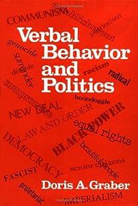 Verbal Behavior and Politics