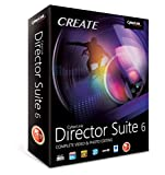Software : Cyberlink Director Suite 6