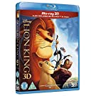 The Lion King 3D [Blu-ray + 3D] [UK Import]