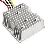 DROK Waterproof DC-DC Voltage Step Up Regulator Converter 10-32V to 36V 180W Boost Voltage Transformer 5A for Electric Fans Solar Energy Panel