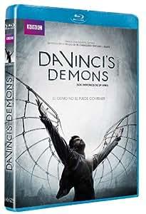 Da Vinci'S Demons - Temporada 1 [Blu-ray]