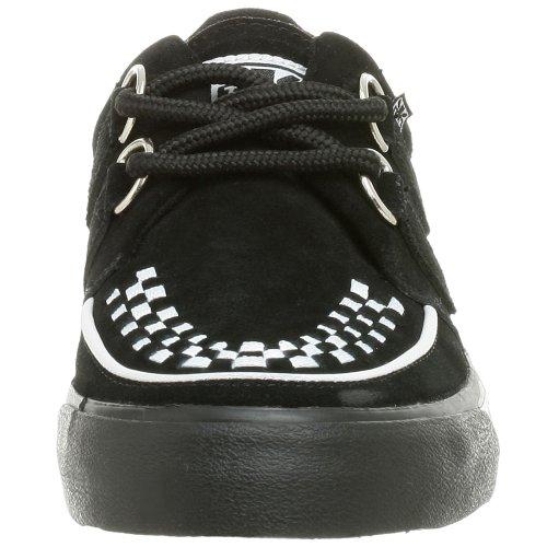 Noir k Basses u Originals Mixte Baskets white black Creeper Interlace T Adulte qxgaBZB