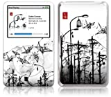 GelaSkins Protective Skin for the iPod Classic (Cable Cranes)