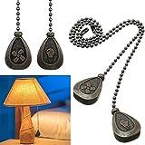 Dotlite Bronze Ceiling Fan Pull Chain