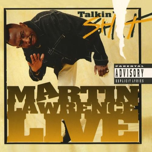 Martin Lawrence Live Talkin' Sh/t by East/West