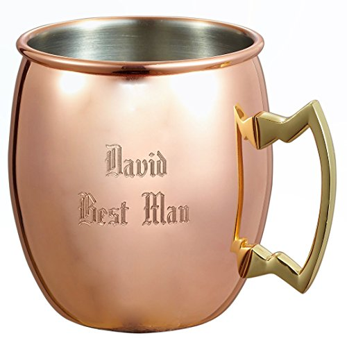 Personalized Visol Kremlin Moscow Mule Mug with Free Engraving by Visol