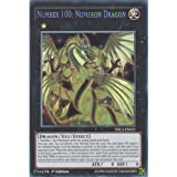 yugioh number 1 - YuGiOh : DRL3-EN021 1st Ed Number 100: Numeron Dragon Secret Rare Card - ( Yu-Gi-Oh! Single Card ) by Deckboosters