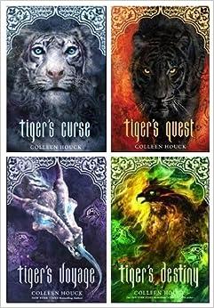 Resultado de imagem para the tiger's curse series
