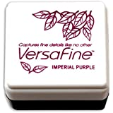Tsukineko Small-Size VersaFine Instant Dry Pigment Ink, Imperial Purple