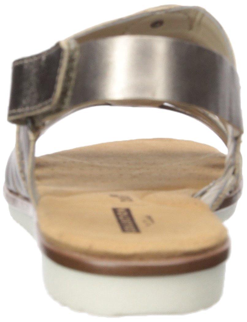 Leather Sandal 6 Kele Jasmine Pewter 5 26134169 Womens Us Medium Clarks OZulwXPkTi