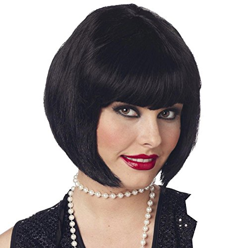 California Costumes Flapper Wig